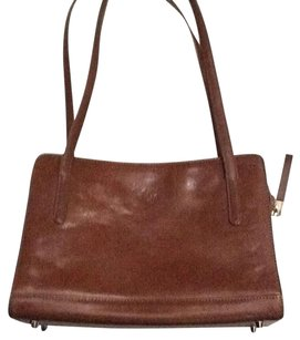 LEATHER MONSAC PURSE Baguette