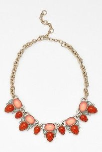 Lee Angel Nordstrom Lee Angel By The Reef Stone Frontal Necklace Pink