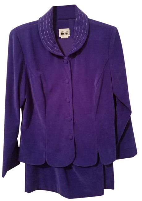 Preload https://item3.tradesy.com/images/leslie-fay-royal-purple-and-jacket-skirt-suit-size-16-xl-plus-0x-20003362-0-1.jpg?width=400&height=650