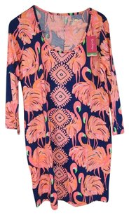 Lilly Pulitzer short dress multi Beacon on Tradesy