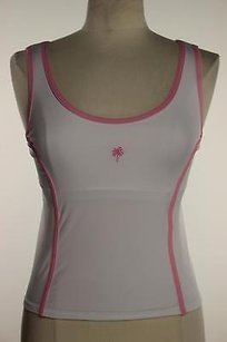 Lilly Pulitzer Womens Pink Top White