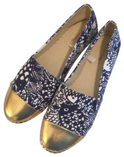 Lilly Pulitzer for Target Upstream Espadrilles blue Flats