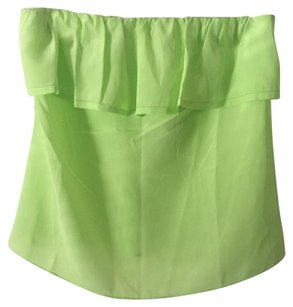 Lilly Pulitzer Ginny Strapless Top Dewdrop