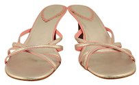 Lilly Pulitzer Womens Pink Sandals