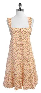 Lilly Pulitzer short dress Print Linen Blend Sleeveless on Tradesy