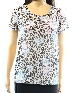 Lily White 100% Polyester Top