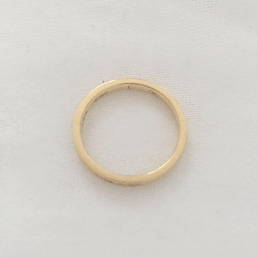 Links of London 18ct Gold Watch Over Me Diamond Eternity Ring Tradesy