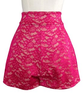 Lisa Nieves Lace Boyfriend Summer Mini/Short Shorts