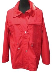 London Fog Basic Red Jacket