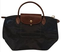 Longchamp Tote in grey