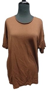 Lord & Taylor Top Brown