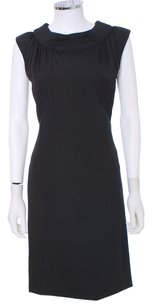 Lord & Taylor Vintage Lined Sleeveless Cocktail Shift Yoked Classic Dress