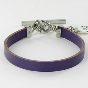 Lori Bonn Lori Bonn 412907prp Slide Bracelet Plum To Life Purple 8 Toggle