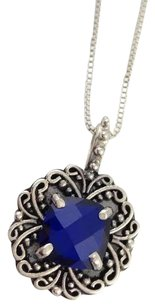 Lori Bonn Lori Bonn Bons Labor Of Love Pendant September Birthstone W Chain
