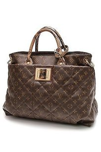 Louis Vuitton Limited Edition Tote in Brown