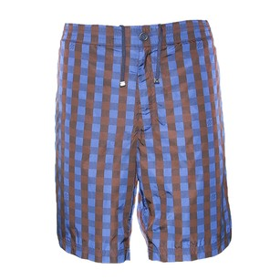 Louis Vuitton Blue Board Shorts