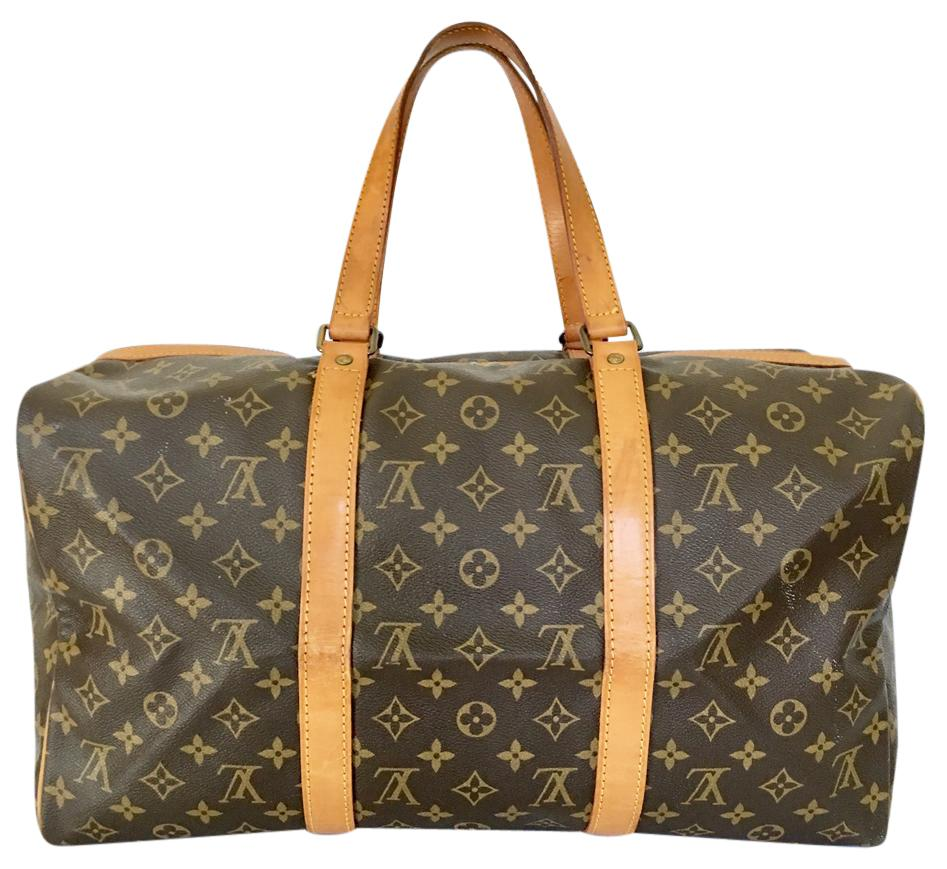 Louis Vuitton Sac Souple 55 Travel Bag | Weekend/Travel Bags on Sale