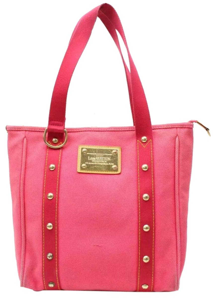 Louis Vuitton Tote in Pink ...
