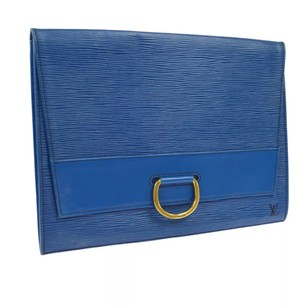 Louis Vuitton blue Clutch