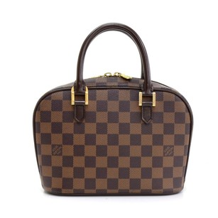 Louis Vuitton Ebene Shoulder Bag