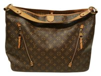 Louis Vuitton Gm Delightful Lv Monogram Hobo Bag