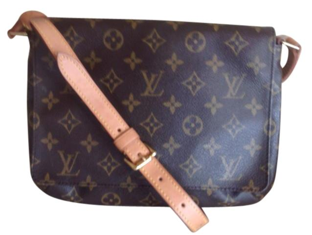good Louis Vuitton Monogram Canvas Musette Tango Short Strap ...