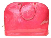 Louis Vuitton Limited Edition Satchel in Rose Pink