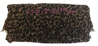 Louis Vuitton Limited Edition Stephen Sprouse Graffiti Leopard Scarf