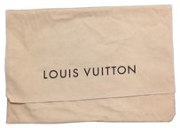Louis Vuitton Louis Vuitton #0019 New medium large Lv Flap Dust Pouch large 15 X 10 Tote Bag