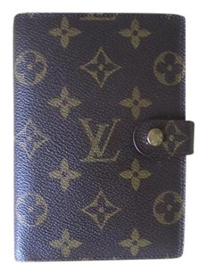 Louis Vuitton Louis Vuitton Agenda Notebook Cover