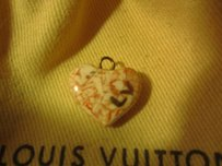 Louis Vuitton Louis Vuitton Graffiti Charm