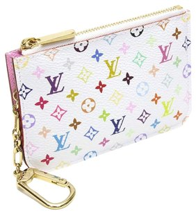 Louis Vuitton Louis Vuitton Multicolor Monogram Key Pouch