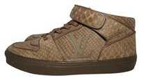 Louis Vuitton Acapulco Python Brown Athletic