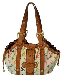 Louis Vuitton Lv Canvas Monogram Shoulder Bag