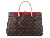 Louis Vuitton Lv.k0907.04 Cerise Cherry Red Satchel