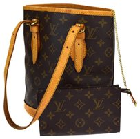 Louis Vuitton Monogram Tote Shoulder Bag