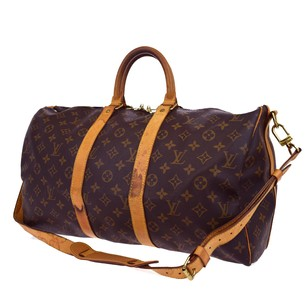 Louis Vuitton Monogram Travel Travel Bag