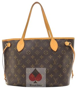 Louis Vuitton Neverfull Pm Tote in L.V. Monogram (Guaranteed Authentic)