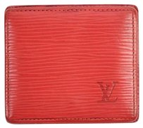 Louis Vuitton Red Epi Box 23LVA909