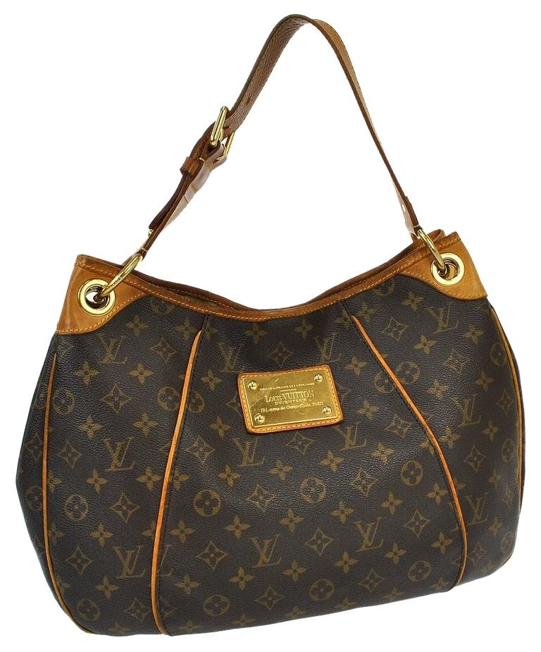 56355131a090 Louis Vuitton Vintage Monogram Travel Case Duffle Bag One Size ...