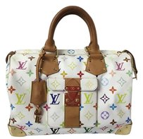 Louis Vuitton Speedy 30 Murakami Speedy 30 Multicolor Speedy 30 Speedy Neverfull Satchel