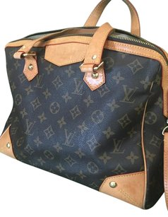 Louis Vuitton Tote in Brown signature