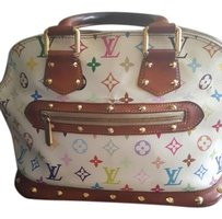 Louis Vuitton Tote in White multicolor
