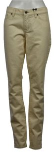 Lucky Brand Lucky Womens Speckled Straight Jeans Trousers Pants