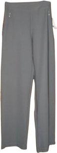Lucy Lucy-Athletic-Size-XS-Tall-Long-Everyday-Pant-Straight-Leg-Micro-Polyester-Gray