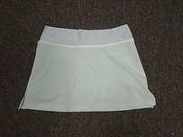 lucy Lucy Light Blue Lucy Flex Stretchy One Pocket Athletic Skort 4036a