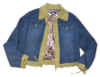 Luii Western DENIM /blue Jacket