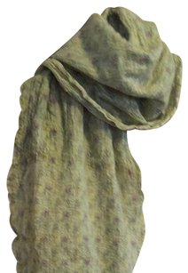 Lulla Faded Floral Print Scarf