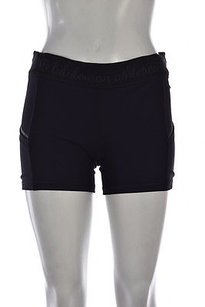Lululemon Womens Navy Active Shorts Multi-Color