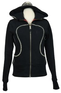Lululemon Special Edition Womens Hooded Full Zip Jacket Sweater